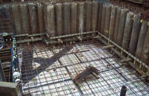Groundwork RC Frames Basements Reinforcement Beams and Columns Suspended Slabs Bridges